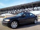 2002 Jet Black BMW 3 Series 325xi Sedan #44511457