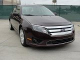 2011 Bordeaux Reserve Metallic Ford Fusion SE #44509151