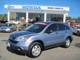 2009 Glacier Blue Metallic Honda CR-V LX #44511490