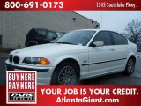 2000 Alpine White BMW 3 Series 328i Sedan #44512318