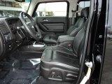 2009 Hummer H3 T Alpha Ebony/Pewter Interior