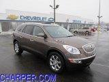 2008 Cocoa Metallic Buick Enclave CXL AWD #44512344