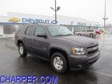 2010 Taupe Gray Metallic Chevrolet Tahoe LT 4x4 #44512348