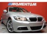 2011 Titanium Silver Metallic BMW 3 Series 335i Sedan #44511540