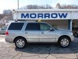 2008 Vapor Silver Metallic Lincoln Navigator Luxury 4x4 #44511041