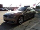 2011 Platinum Bronze Metallic BMW 3 Series 328i Convertible #44509250