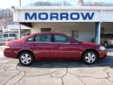 2006 Sport Red Metallic Chevrolet Impala LS #44511049