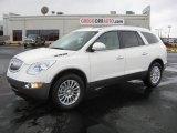 2011 White Opal Buick Enclave CXL #44509276