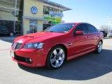 2009 Liquid Red Pontiac G8 GT #44653791
