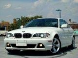 2004 Alpine White BMW 3 Series 325i Coupe #44653318