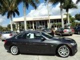2008 Sparkling Graphite Metallic BMW 3 Series 328i Coupe #44651963