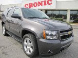 2010 Taupe Gray Metallic Chevrolet Tahoe LT #44653323