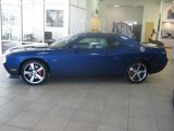 2011 Deep Water Blue Pearl Dodge Challenger SRT8 392 Inaugural Edition #44653822