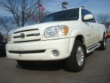 2005 Natural White Toyota Tundra Limited Double Cab 4x4 #44652757