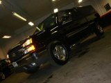 2004 Black Chevrolet Silverado 1500 LT Extended Cab 4x4 #44653340