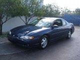2003 Superior Blue Metallic Chevrolet Monte Carlo SS #44653092