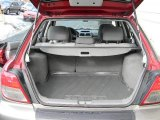 2002 Subaru Impreza Outback Sport Wagon Trunk