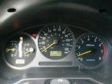 2002 Subaru Impreza Outback Sport Wagon Gauges