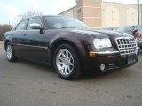 2005 Deep Lava Red Pearl Chrysler 300 C HEMI #44652253