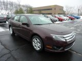 2011 Bordeaux Reserve Metallic Ford Fusion SE #44653151