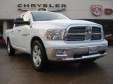 2011 Bright White Dodge Ram 1500 Big Horn Crew Cab #44653886