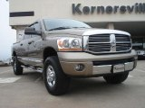 2006 Light Khaki Metallic Dodge Ram 1500 Laramie Mega Cab 4x4 #44653888