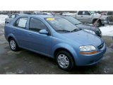 2004 Chevrolet Aveo Special Value Sedan Data, Info and Specs