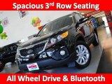 2011 Ebony Black Kia Sorento EX V6 AWD #44653205