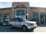 2011 Land Rover Range Rover Zermatt Silver Metallic