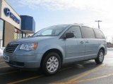 2010 Clearwater Blue Pearl Chrysler Town & Country LX #44654236