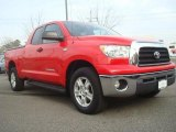 2008 Radiant Red Toyota Tundra SR5 Double Cab #44652673