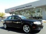 2008 Brilliant Black Audi A4 2.0T Sedan #44654414