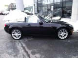 2009 Mazda MX-5 Miata Brilliant Black