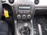 2009 Mazda MX-5 Miata Touring Roadster Controls