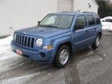 2007 Marine Blue Pearl Jeep Patriot Sport 4x4 #44736052