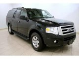 2010 Tuxedo Black Ford Expedition EL XLT 4x4 #44736057