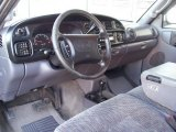 1998 Dodge Ram 1500 Sport Extended Cab 4x4 Dashboard