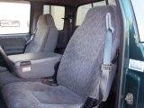 1998 Dodge Ram 1500 Sport Extended Cab 4x4 Gray Interior