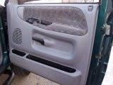 1998 Dodge Ram 1500 Sport Extended Cab 4x4 Door Panel