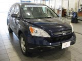 2008 Royal Blue Pearl Honda CR-V LX 4WD #44736069