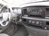 2008 Dodge Ram 1500 SXT Regular Cab Controls
