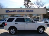 2009 White Suede Ford Escape XLT V6 #44735632