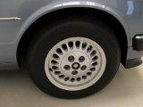 Jaguar XJ 1989 Wheels and Tires