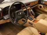 1989 Jaguar XJ Interiors