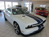 2011 Bright White Dodge Challenger SRT8 392 Inaugural Edition #44735409