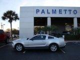 2011 Ingot Silver Metallic Ford Mustang V6 Coupe #44735635