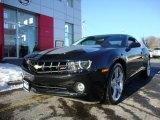 2010 Black Chevrolet Camaro LT/RS Coupe #44735648