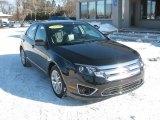 2010 Tuxedo Black Metallic Ford Fusion SEL #44735657