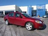 2007 Sport Red Tint Coat Chevrolet Cobalt LT Sedan #44735447