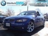 2007 Montego Blue Metallic BMW 3 Series 335i Sedan #44734909